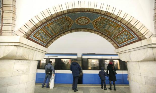 Київське метро отримає модернізовані вагони / УНИАН