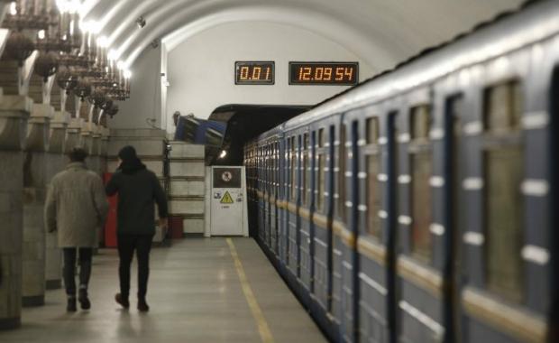 На двух ветках метро поезда будут ходить чаще / Фото УНИАН