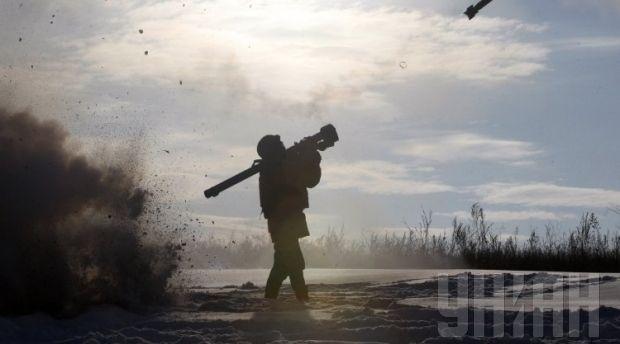 В зоне АТО ранен один украинский военныйУНИАН