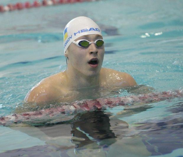 Украинец Говоров стал чемпионом Европы по плаванию