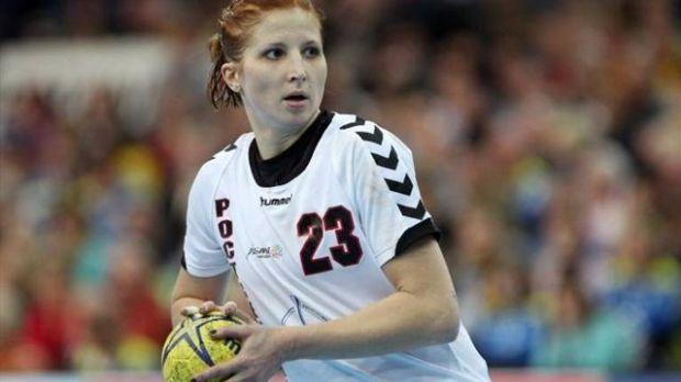 Шимкуте не выступала за сборную Украины с начала 2012 года / eurosport.ru