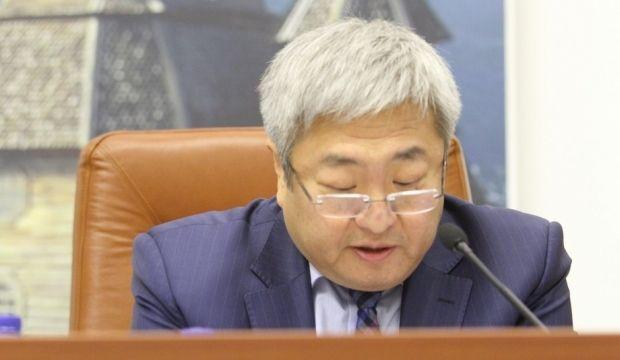 Олександр Сін подав у відставку