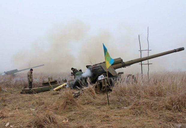 Украинские военные продолжают укреплять линию обороны / Министерство обороны Украины