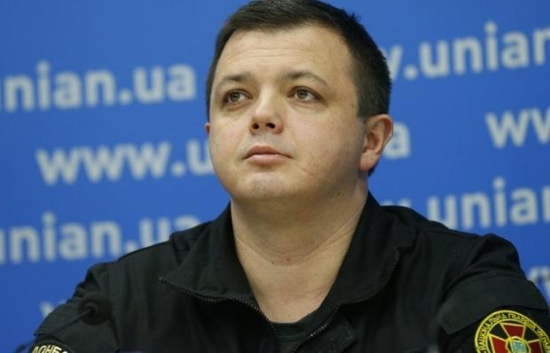 Донбас зрікся Семенченка