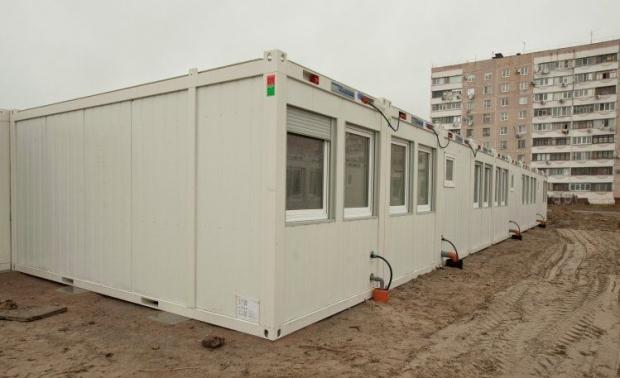 В Харьковской области отремонтировали лагерь для переселенцев \ Фото УНИАН