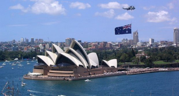 Австралия откроет посольство в Киеве/ ru.wikipedia.org