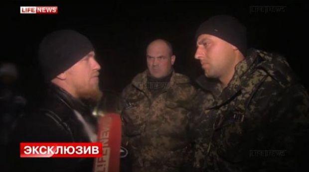 Журналист Андрей Цаплиенко: руку Мотороле пожал именно Купол, но из 93-й бригады