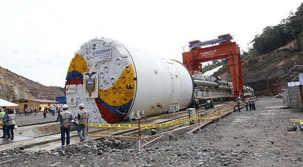 В Эквадоре произошла авария на ГЭС / vladtime.ru