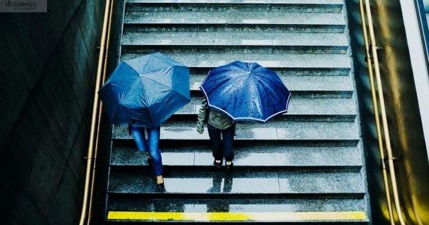 В Украине последние дни сентября будут прохладными и дождливыми