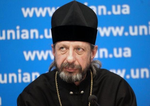 Протоиерей Евгений Ромашин