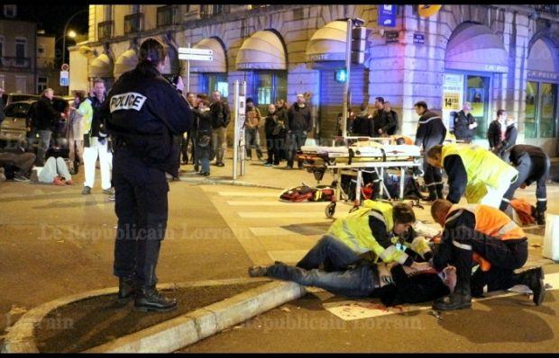 1419207789-2867 СМИ: задержаны несколько человек в связи с терактом в Париже