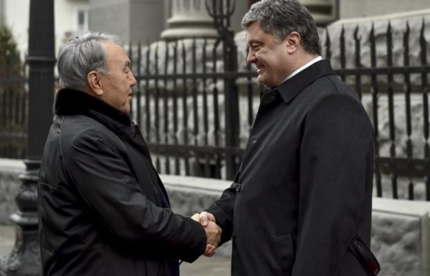 В ближайшее время Назарбаев будет оказывать все больше внимание Украине / Фото УНИАН
