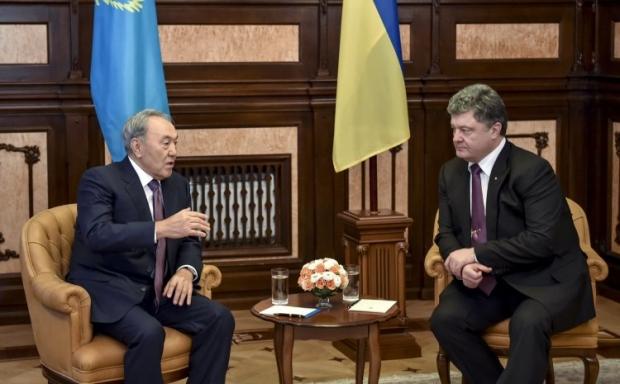 Назарбаев после Порошенко встретится с Путиным / Фото УНИАН