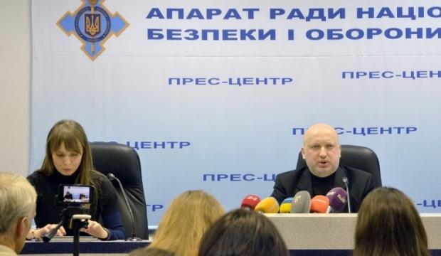 Турчинов заявив, що ніяких спільних патрулів не буде / Фото УНІАН