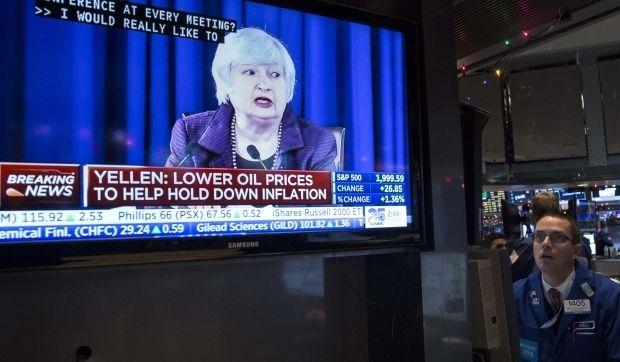 Фондовый рынок США поставил рекорд падения с сентября