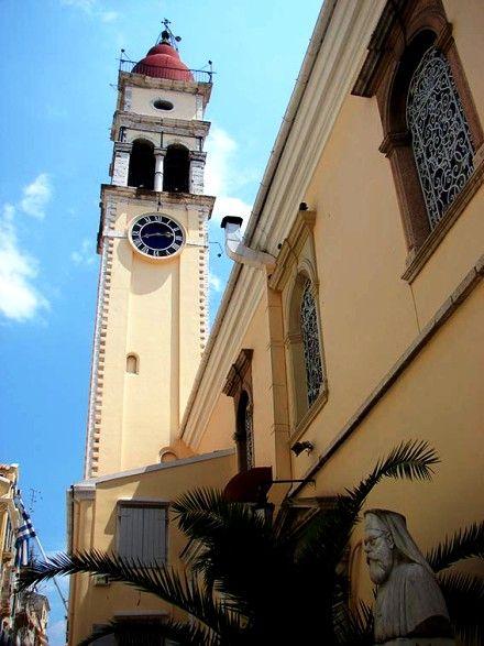 Церковь святителя Спиридона Тримифунтского — православный храм на острове Корфу, расположен в центре города Керкиры. Храм является местонахождением мощей святого, который почитается небесным покровителем острова.