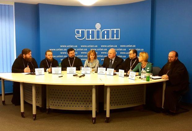 Круглый стол в УНИАН 24 декабря 2014 г. Фото