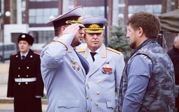 Путин выбрал Кадырова, а не силовиков - Белковский / Инстаграм Кадырова