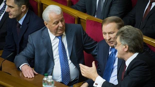 Экс-президентов допросили еще в 2014 году / фото УНИАН