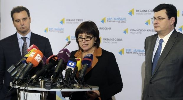 Abromavicius, Yaresko, Kvitashvili became the first foreigners to the Cabinet of Ministers / Photo by UNIAN