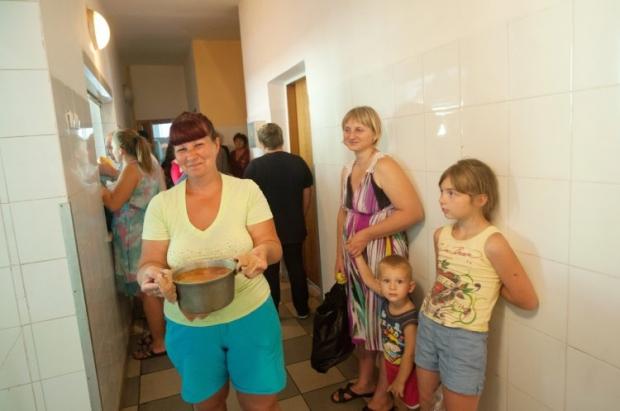 Количество переселенцев из Крыма и зоны АТО превысило 624,5 тыс. человек  / Фото: УНИАН