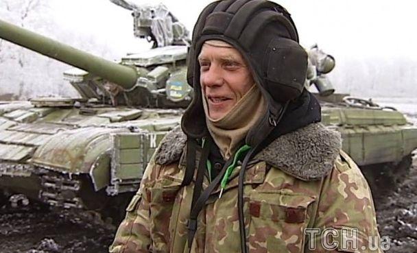 Ілліч освоїв новий для нього танк Т-64 / ТСН