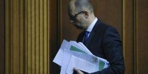 Яценюк подтвердил, что Кабмин не планирует повышать пенсионный возраст и отменять стипендии