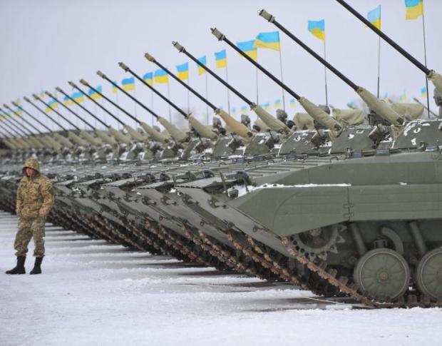 Украинская армия стала одной из самых боеспособных в Европе. Героизм наших воинов - залог победы над врагом, - Турчинов - Цензор.НЕТ 4179