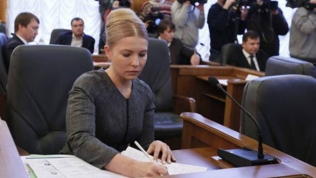 Дела Тимошенко пропали / Фото УНИАН