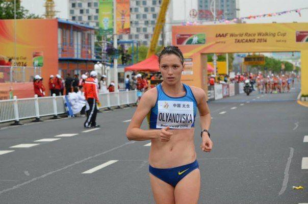 Людмила Оляновська стала номінанткою на звання кращої в Європі / vk.com