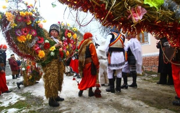 14 січня в Україні відзначають Старий Новий рік / фото УНІАН