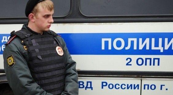 Полицейские отпустили водителя генконсульства Украины после допроса / mosday.ru