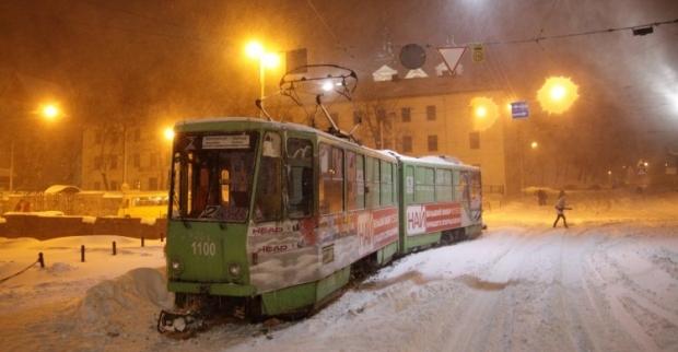 У Львові буде екологічна зупинка громадського транспорту / Фото УНІАН
