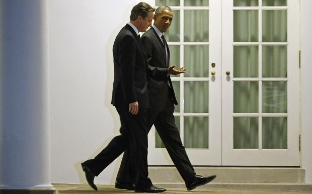 Обама и кэмерон обсудят