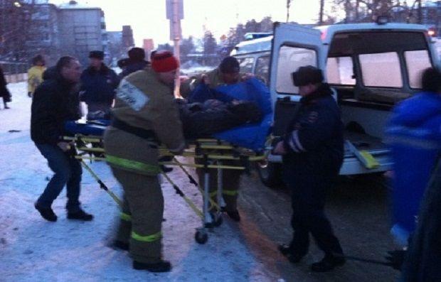 Пострадавших госпитализировали / newsangarsk.ru