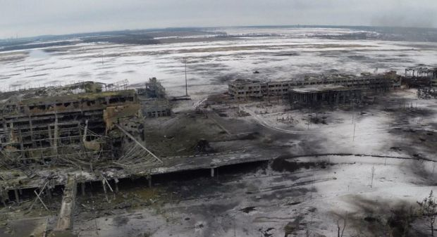 В центре АТО не подтверждают информацию об отходе от аэропорта / apostrophe.com.ua
