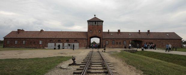 Схетына напомнил, кто освобождал Освенцим