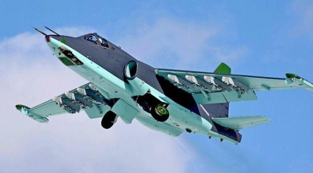 Иллюстративная фотография: Су-25 / military-industry.ru