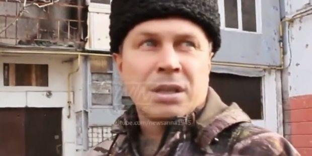 Террорист Евгений Ищенко (