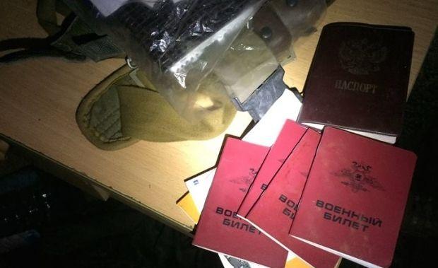 Опубликованы доказательства присутствия на Донбассе военных РФ / facebook.com/yuri.biriukov