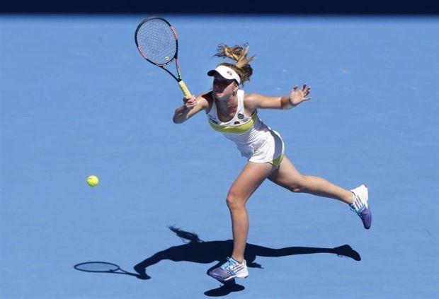 Свитолина продолжает побеждать в Цинциннати / sapronov-tennis.org