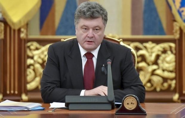 Порошенко рассказал о федерализации и децентрализации / Фото УНИАН