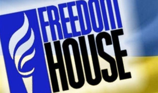 freedom house  признал Украину частично свободной / obozrevatel.com