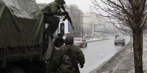 Ситуация в зоне АТО остается наиболее напряженной в направлении Дебальцево - пресс-центр