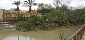 Священная река Иордан: место крещения Иисуса Христа