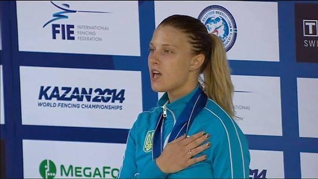 Ольга Харлан одержала вторую победу на этапе Кубка мира / noc-ukr.org