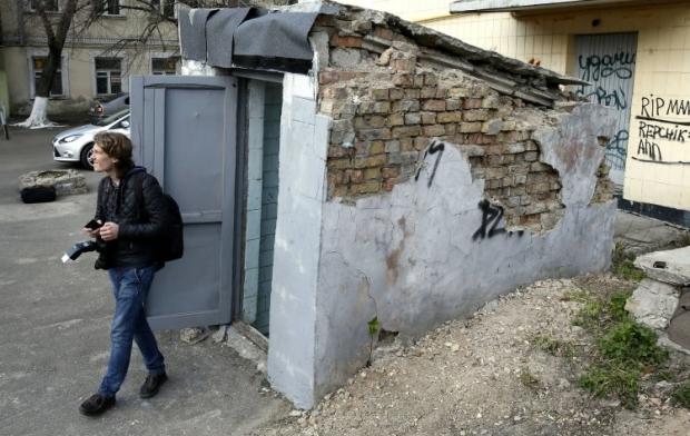 Бомбоубежища Киева начали проверять / Фото УНИАН