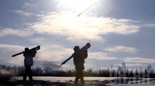 Силы АТо отбили атаку боевиков возле УНИАН