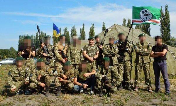 Бойцы батальона имени Джохара Дудаева нуждаются в оптике и снаряжении, - Армия SOS - Цензор.НЕТ 591