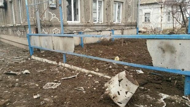 В Мариуполе обстреляли Сартану / 0629.com.ua